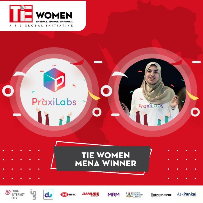MENA TiE Women Initiative 2020