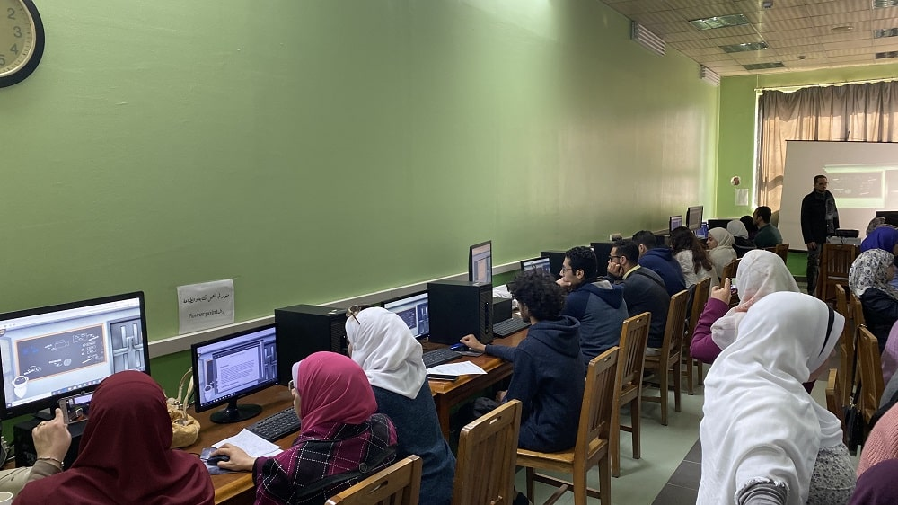 Praxilabs at the Faculty of Agriculture, Ain Shams University