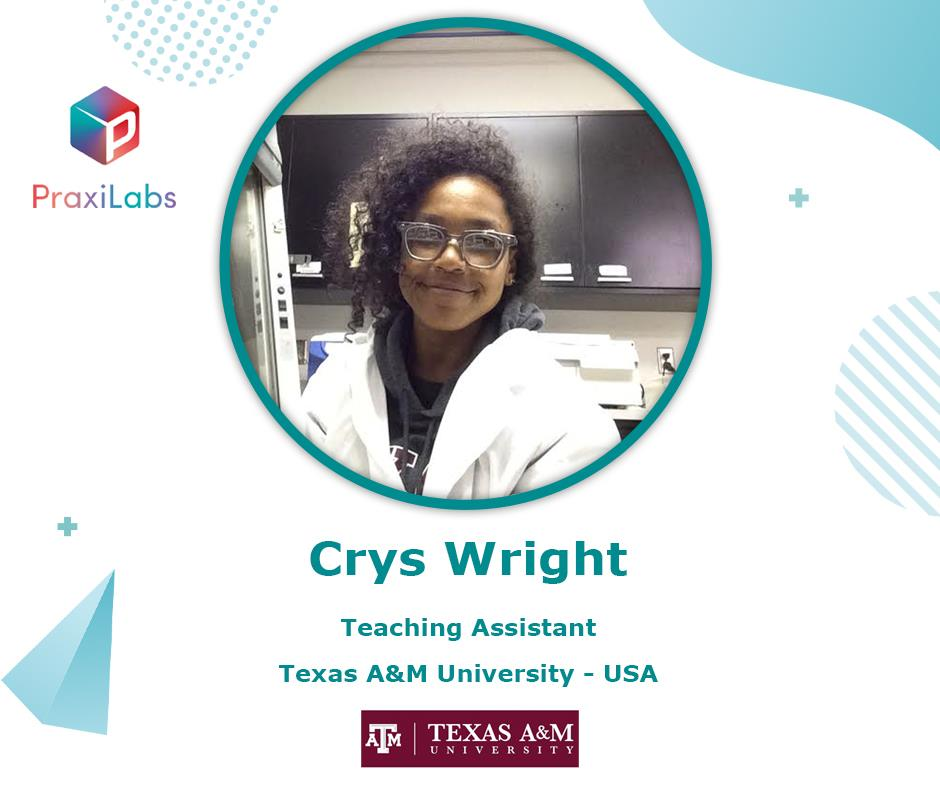 Chris Wright, assistant professor in the Department of Entomology at Texas A&M University