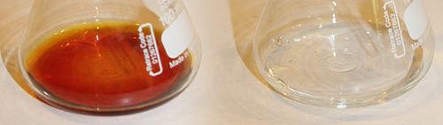 Iodimetric and Iodometric Titrations