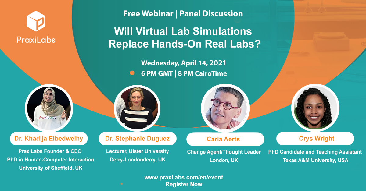 PraxiLabs- April Webinar