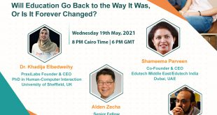 """PraxiLabs Organized a Webinar """"Will Education Go Back to the Way It Was, Or Is It Forever Changed?"""""""