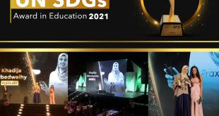 PraxiLabs Wins the UN SDGs Award in Education 2021
