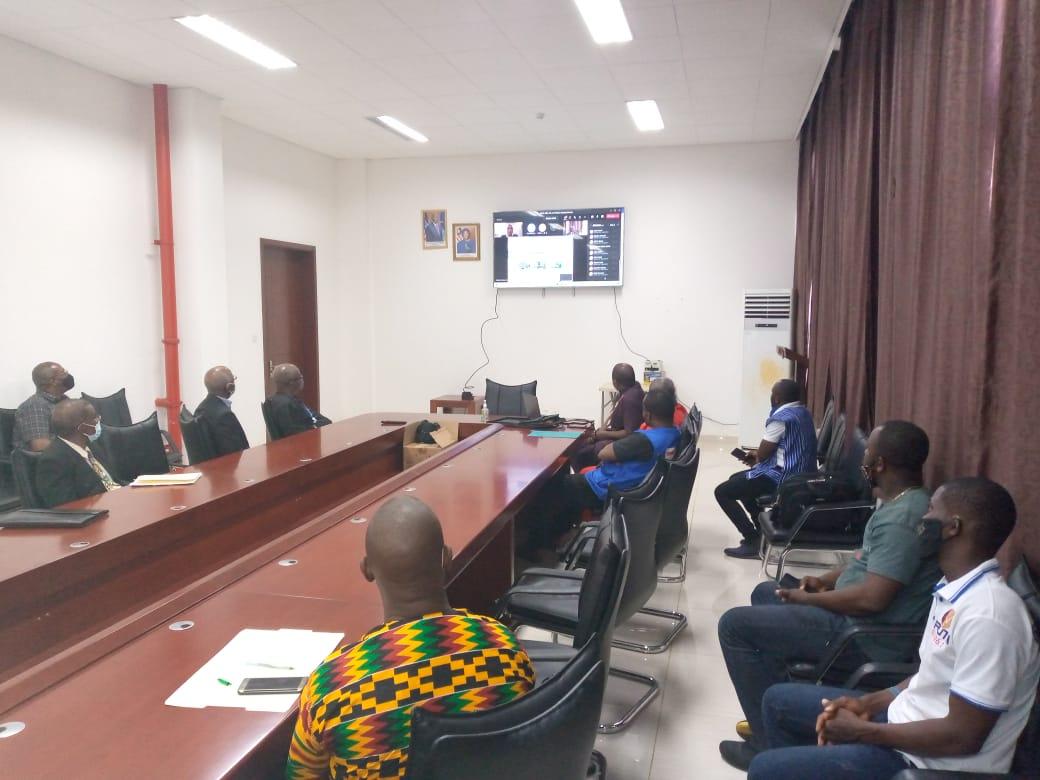PraxiLabs in All Universities in Liberia